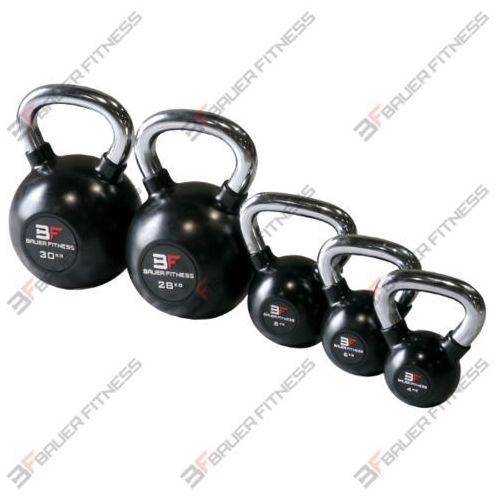 Bauer fitness Kettlebells gumowe