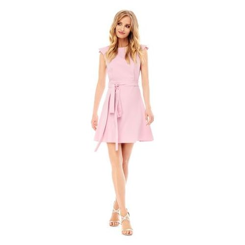 Sukienka Visteria w kolorze różowym