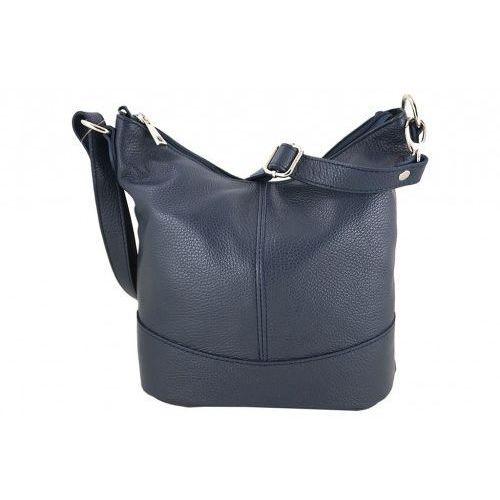 54d9a499a450c Modne torebki młodzieżowe - Barberini's - Granatowy (Barberini's ...
