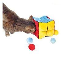 Trixie  pluszowa kostka dla kota- rób zakupy i zbieraj punkty payback - darmowa wysyłka od 99 zł