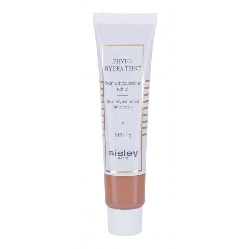 Sisley Phyto Hydra Teint SPF15 podkład 40 ml dla kobiet 2 Medium - Godna uwagi cena