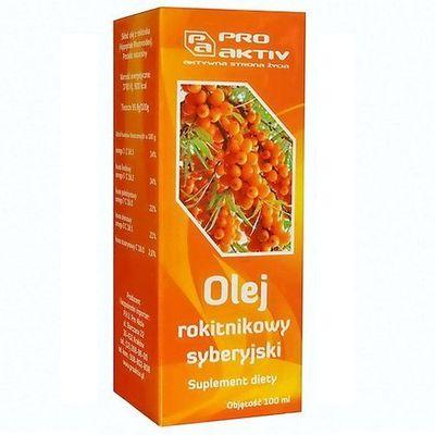 Oleje, oliwy i octy Pro Aktiv Sp. z o.o. ul. Siarczana 22, 30-432 Kraków, Polska, Dystrybu biogo.pl - tylko natura