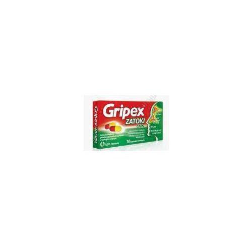 Kapsułki Gripex ActiCaps (Gripex V-caps) kaps.twarde 0,5g+0,025g+6,1mg 10 kaps.