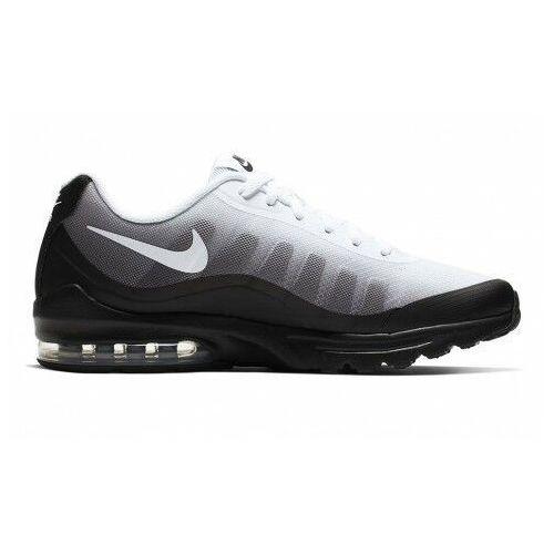 Buty męskie air max invigor print czarne, Nike