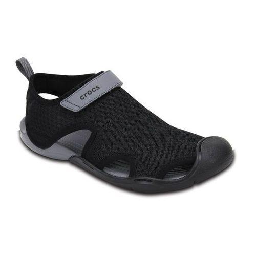 7e5ed21cd893f ▷ Buty swiftwater sandal 204597 black - czarny (Crocs) - ceny ...