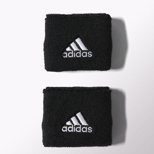 Adidas Opaska tenis. na nadgarstek s22003 2 szt. czarna