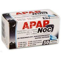 Tabletki APAP NOC 50 tabletek