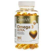 OstroVit Omega 3 ULTRA - 90 kapsułek (5902232619041)