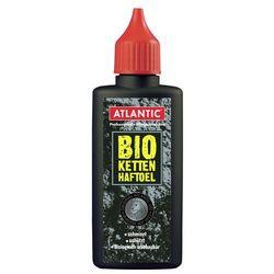 Atlantic Bio olej do łańcucha tubka z dozownikiem 50ml biały 2018 Lubrykanty
