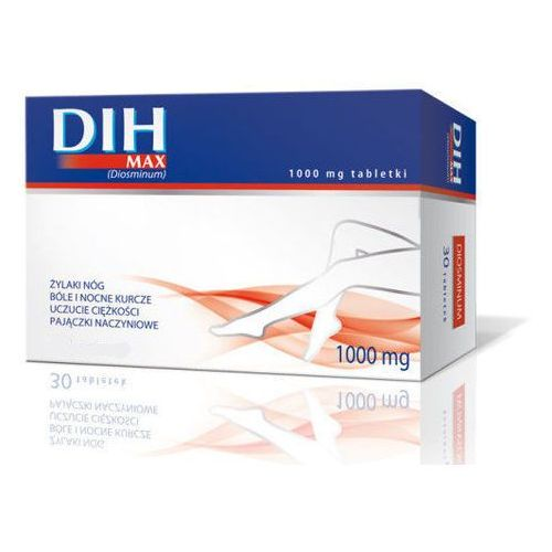 Hasco-lek Dih max 1000mg x 30 tabletek