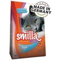 500 + 500 g gratis: 1 kg Smilla sucha karma dla kota - Adult Ryba, 1 kg