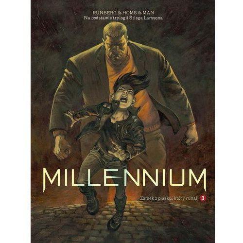 Millenium.T.3.Zamek z piasku, który runął, Egmont