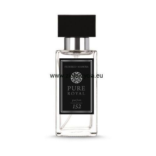 Perfumy męskie pure royal fm 152 - fm group marki Federico mahora - fm group