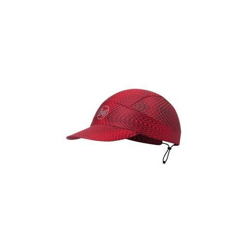 Buff Czapka pack bike cap - r-jam red (8428927247278)