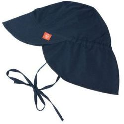 Lässig splash & fun kapelusz przeciwsłoneczny dark blue