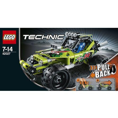 LEGO Technic 42027 Pustynna wyścigówka - GDYNIA