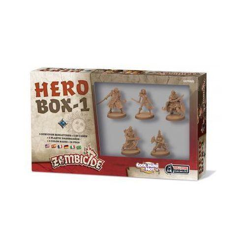 Zombicide: Hero Box 1 (wersja polska), 1285
