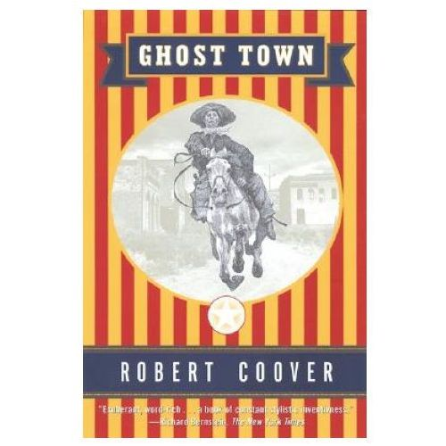 Ghost Town, oprawa miękka