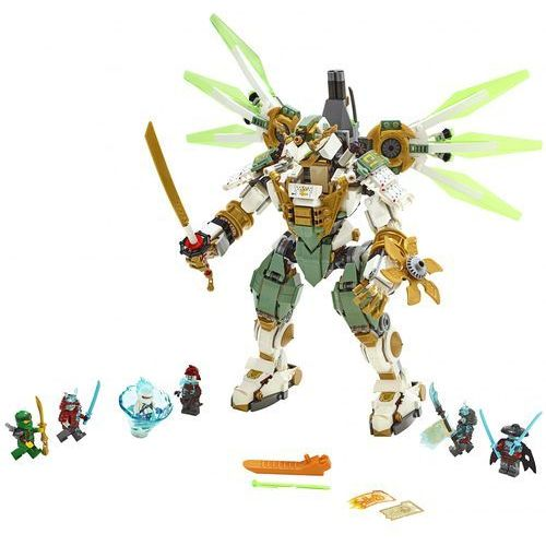 LEGO Ninjago 70676 Tytanowy robot Lloyd's