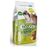 Versele-laga crispy muesli rabbit - pokarm dla królika 2,75kg (5410340617021)