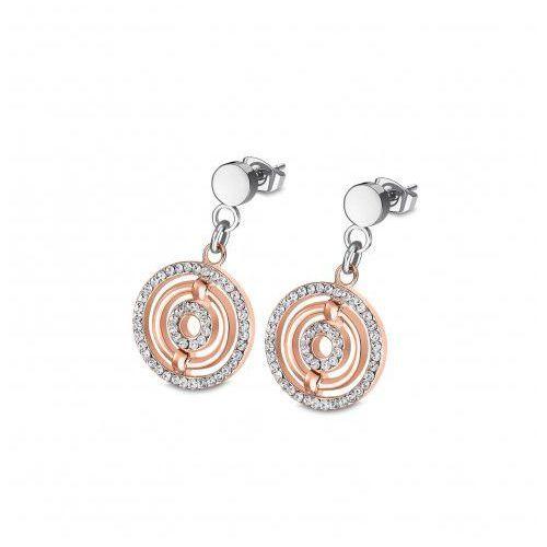 015f8ff5a972 Kolczyki srebrne - przekładane kółeczka (AnKa Biżuteria) - sklep ...