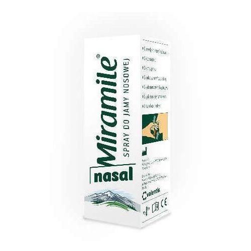 Spray Miramile Nasal spray do nosa 20ml