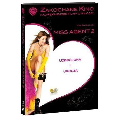 Galapagos films Miss agent 2. uzbrojona i urocza (dvd) - john pasquin od 24,99zł darmowa dostawa kiosk ruchu