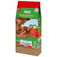 Cats Best EcoPlus, żwirek zbrylający - 10 l (ok. 4,5 kg)