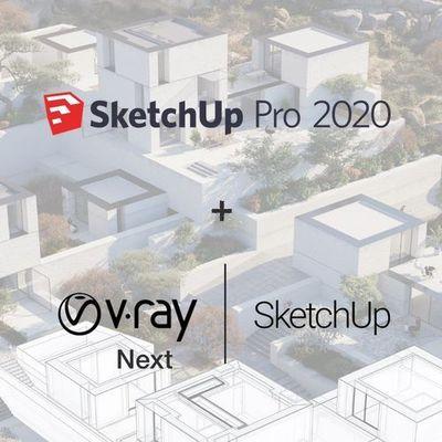 Programy graficzne i CAD Trimble Sketchup Viasoft