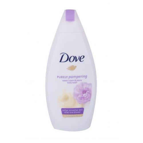 Dove Purely Pampering Sweet Cream & Peony żel pod prysznic 400 ml dla kobiet - Super oferta