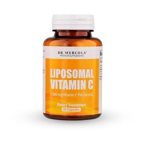 Kenay Dr Mercola Witamina C w liposomach 60kaps liposomalna - suplement diety
