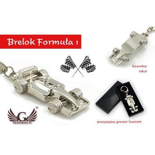 BRELOK Formuła 1 - z Twoim grawerem - BP46