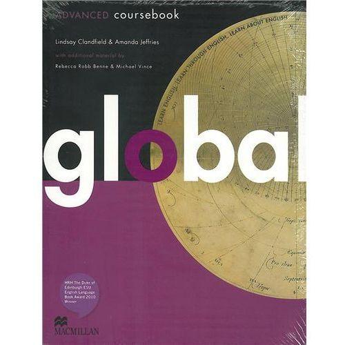Global Advanced Student's Book (podręcznik) with eWorkbook, oprawa miękka