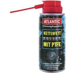 Atlantic Smar do łańcucha z PTFE Czyszczenie i konserwacja czarny Lubrykanty