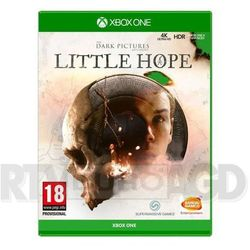 The Dark Pictures Anthology Little Hope (Xbox One)