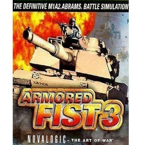 Nordic games Armored fist 3 - k00249- zamów do 16:00, wysyłka kurierem tego samego dnia!