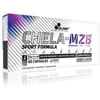 OLIMP CHELA-MZB SPORT FORMULA MEGA CAPS 60 KAPS (5901330004209)
