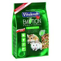 Vitakraft emotion beauty - karma dla chomików karłowatych 300g (4008239112804)
