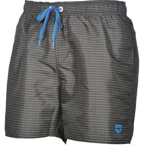 1aefe636ebf93c Arena yarn dyed pl check spodenki kąpielowe mężczyźni szary m 2018 stroje  kąpielowe - Zdjęcie produktu