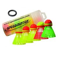 Lotki do Speed badmintona Speedminton MixPack 5szt
