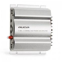 Wzmacniacze samochodowe  Auna electronic-star