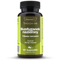 Kapsułki Buzdyganek naziemny 4:1 200 mg 90 kaps. Tribulus terrestris PharmoVit