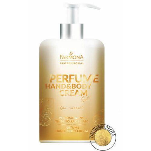 Perfume hand & body cream gold perfumowany krem do rąk i ciała Farmona - Ekstra oferta