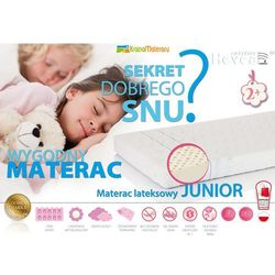 MATERAC LATEKSOWY HEVEA JUNIOR AEGIS 160x70