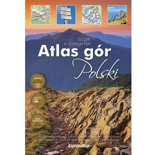 Atlas gór Polski. Szczyty w zasięgu ręki w.2020 - praca zbiorowa - książka (2020)