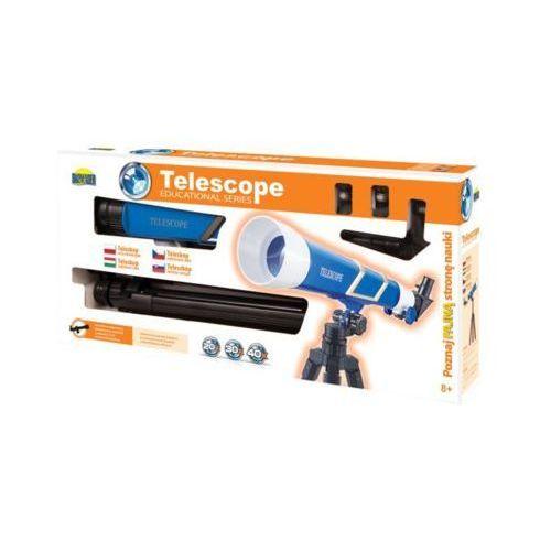 Dromader Teleskop z trzema obiektywami + statyw (5900360007143)