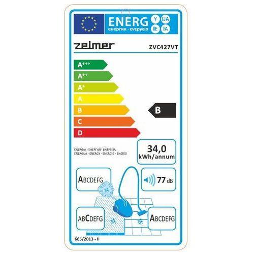 Zelmer ZVC427VT