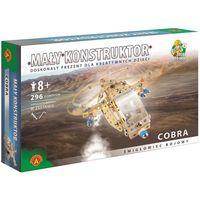 Mały konstruktor pustynna burza Cobra śmigłowiec bojowy (5906018012118)