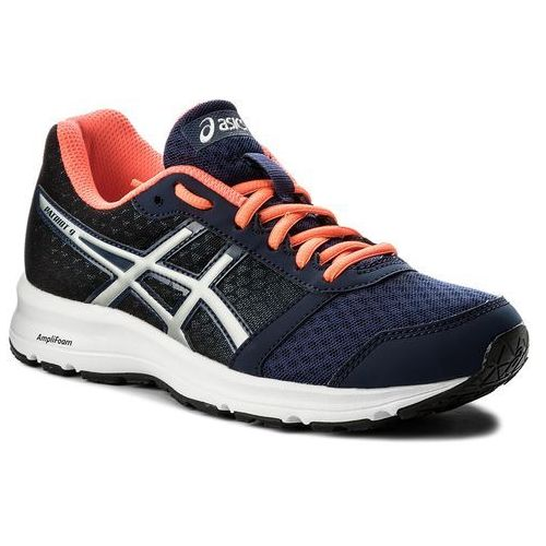 huge selection of d8098 20d78 Zobacz ofertę Asics Buty - patriot 9 t873n indigo bluesilverflash coral  4993