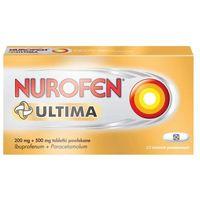 Tabletki NUROFEN Ultima 0,2g + 0,5g x 12 tabletek